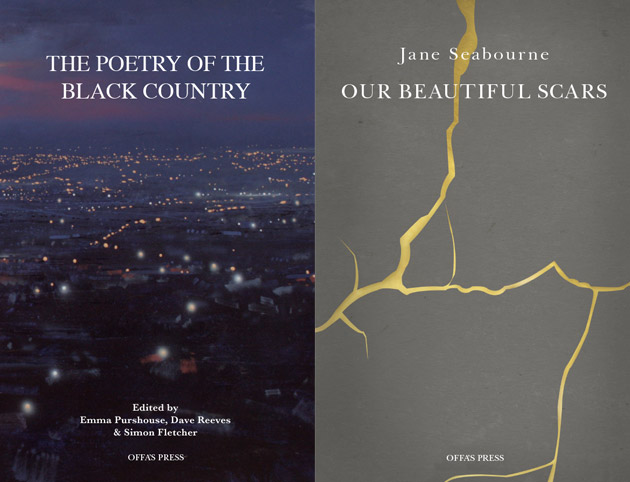 New Poetry Books available at Offas Press