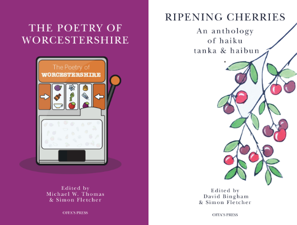 The Poetry of Worcestershire and Ripening Cherries