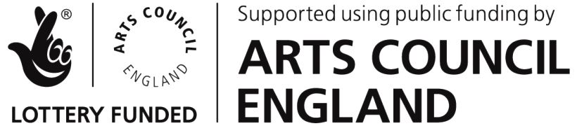 Lottery Funding Arts Council England