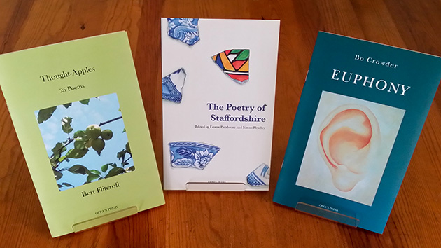 Offas Press Sale - Staffordshire Bundle